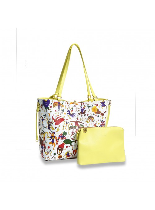 REVERSIBLE TOTE BAG 2102M1082_92